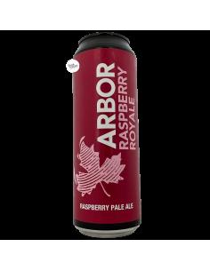Bière Raspberry Royale Pale Ale 56,8 cl Brasserie Arbor Ales