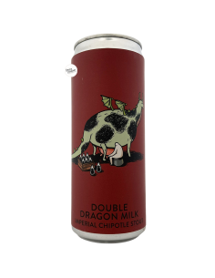 Bière Double Dragon Milk Imperial Chipotle Stout 33 cl Brasserie Varvar Brewery