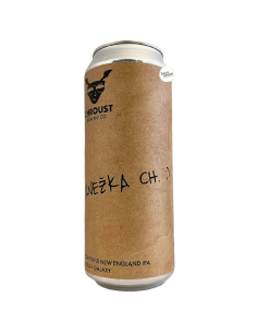 Bière Anežka Ch. DDH Triple NE IPA 50 cl Brasserie Chroust
