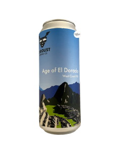 Bière Age of El Dorado West Coast IPA 50 cl Brasserie Chroust