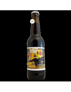 Bière My Darling Clementine Black Sour 33 cl Brasserie La Pleine Lune Cambier