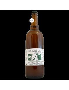 Bière Country House bière de ferme foin 75 cl Brasserie Longue Vie