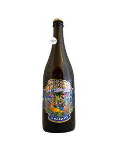 Bière Zlatá Raketa IPA 75 cl Brasserie Matuška