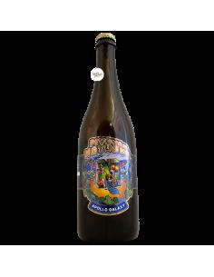 Bière Apollo Galaxy Pale Ale 75 cl Brasserie Matuška