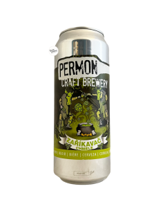 Bière Zaříkávač chmele DIPA 50 cl Brasserie Permon Nomád