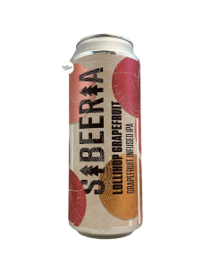 Bière Lollihop Grapefruit IPA 50 cl Brasserie Sibeeria