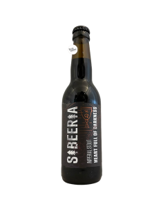 Bière Heart Full of Darkness Imperial Stout 33 cl Brasserie Sibeeria