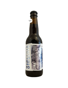 Bière Zima 2020 English Barley Wine 33 cl Brasserie Sibeeria
