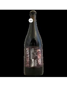 Bière Podzim 2020 DDH Black NEIPA 75 cl Brasserie Sibeeria