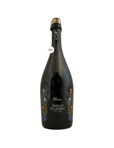 Bière Tears of St Laurent 75 cl Brasserie Wild Creatures