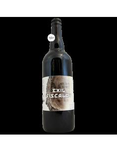 Bière Exil Fiscalov Anti Colonialiste Russian Stout 75 cl Brasserie L'Agrivoise
