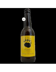 Bière Mosaic Simple Houblon IPA 33 cl Brasserie L'Agrivoise