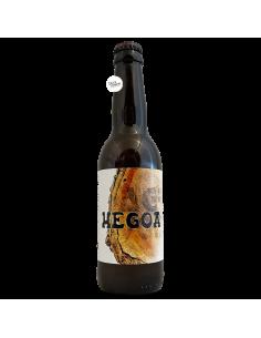 Bière Hegoa Amber Ale 33 cl Brasserie L'Agrivoise
