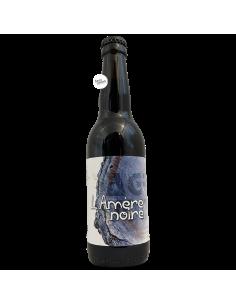Bière L'Amère Noire Hoppy Dark Ale 33 cl Brasserie L'Agrivoise