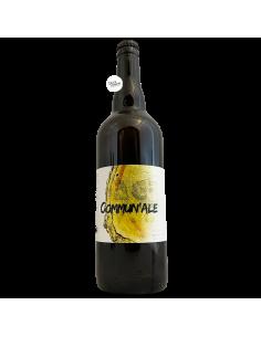 Bière Commun'Ale American Pale Ale 75 cl Brasserie L'Agrivoise