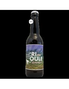 Bière La Rioule Idaho 7 IPA 33 cl Brasserie de la Vallée du Giffre