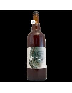 Bière Vue sur l'Amer Anti Colonialiste Pale Ale 75 cl Brasserie L'Agrivoise