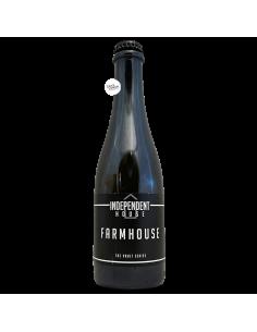 Bière Farmhouse 2019 37,5 cl Brasserie Independent House