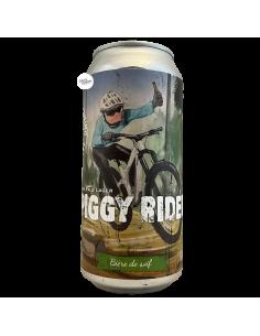 Bière Piggy Rider India Pale Lager 44 cl Brasserie Piggy Brewing