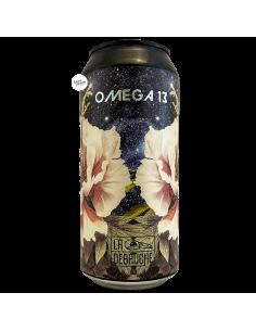 Bière Omega 13 Hoppy Saison 44 cl Brasserie La Débauche