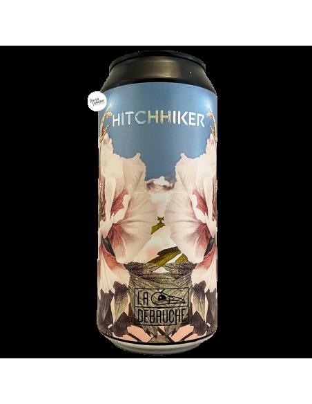 Bière Hitchhiker Hoppy Saison 44 cl Brasserie La Débauche