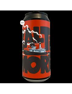 Bière Baltimore Double Hazy IPA 44 cl Brasserie Hoppy Road