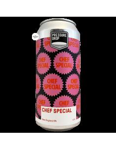 Bière Chef Special NEIPA 44 cl Brasserie Pressure Drop
