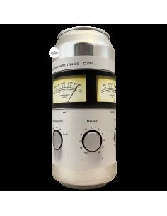 Bière Comfort Settings NE DIPA 44 cl Brasserie Verdant