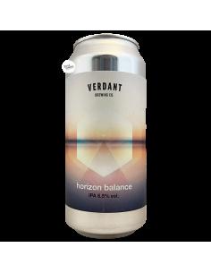 Bière Horizon Balance NE IPA 44 cl Brasserie Verdant