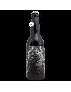 Bière Ragnar Battle Juice Kveik Stout Oak & Coffee infused 33 cl Brasserie Galibier