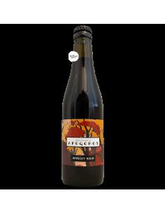 Bière Apricot Sour 33 cl Brasserie Apoqoros