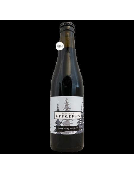 Bière Imperial Stout 33 cl Brasserie Apoqoros