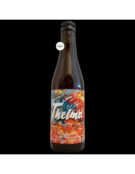 Bière Thelma Double Saison 33 cl Brasserie Thiriez