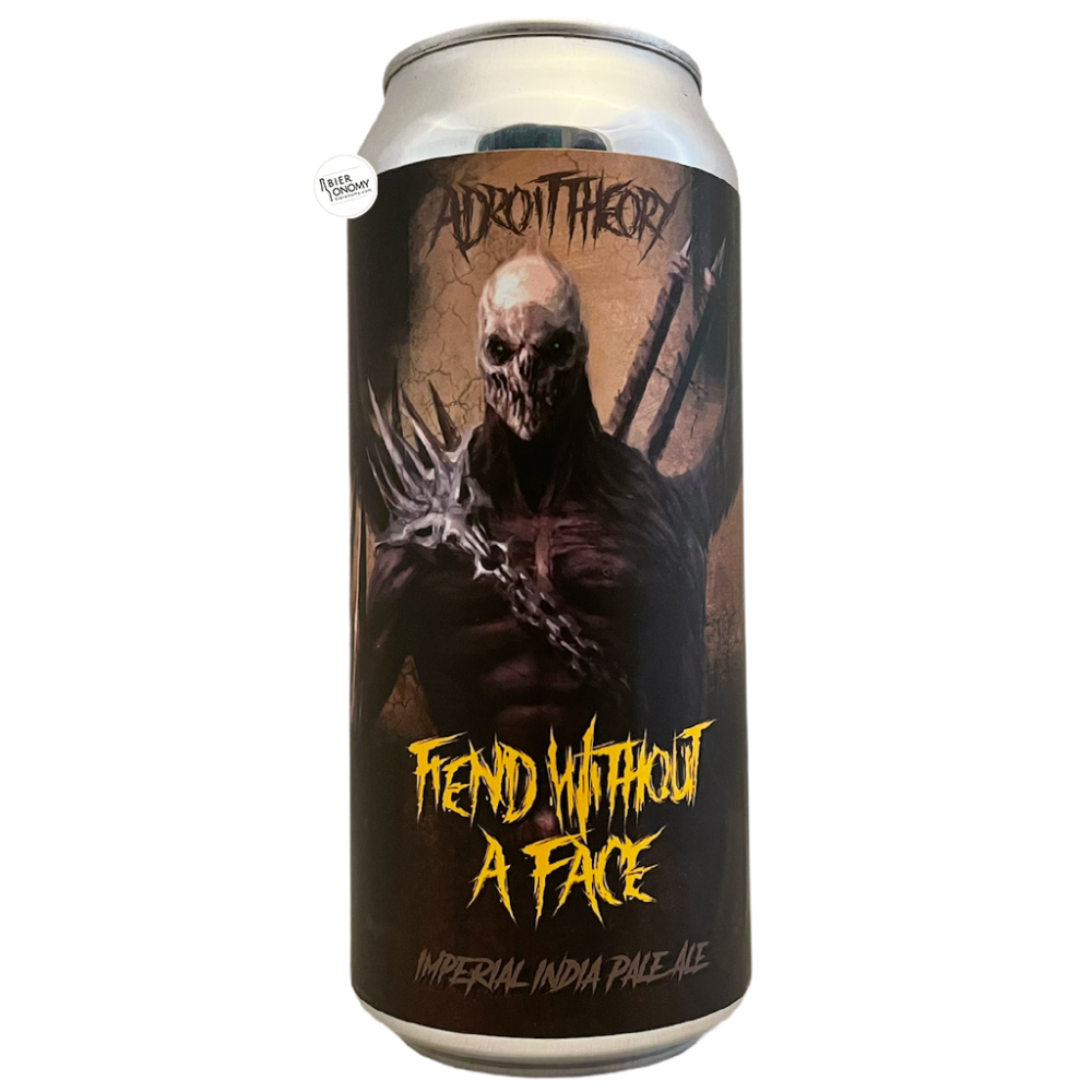 Bière Fiend Without A Face Ghost 951 Imperial IPA 47,3 cl Brasserie Adroit Theory