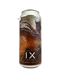Bière IX Fedaykin Edition Ghost 963 Imperial IPA 47,3 cl Brasserie Adroit Theory