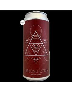 Bière Transmutation Ghost 967 Hoppy Saison 47,3 cl Brasserie Adroit Theory