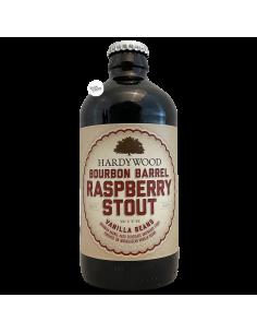 Bière Bourbon Barrel Raspberry Stout with Vanilla Beans 35,5 cl Brasserie Hardywood