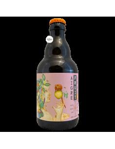 Bière Aigre Fruit Raisin Lavande 33 cl Brasserie Brasseurs Cueilleurs