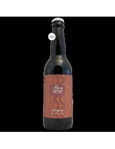 Bière Capucin Belge Double 33 cl Brasserie Le Père L'Amer