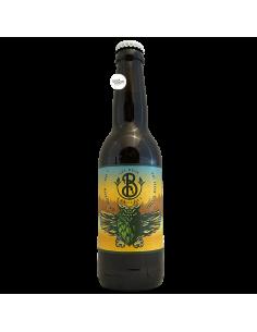 Bière Éphémère 9 Talus DDH IPA 33 cl Brasserie Les Deux Branches