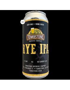 Bière Rye IPA 47,3 cl Brasserie Tombstone