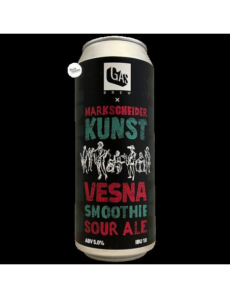 Bière VESNA Smoothie Sour Ale 50 cl Brasserie GAS Brew