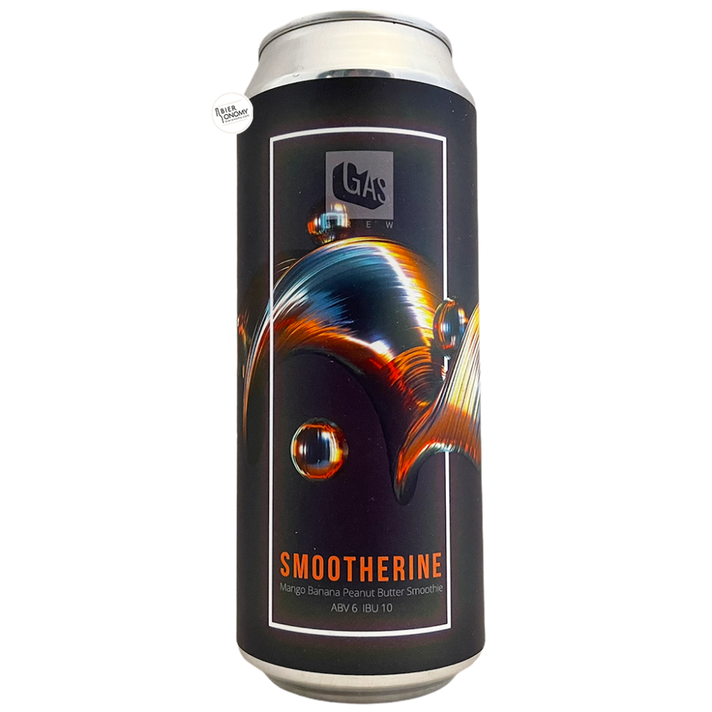 Bière Smootherine 2 Smoothie Sour Ale 50 cl Brasserie GAS Brew