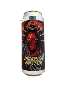 Bière Dungeon Master DIPA 50 cl Brasserie Selfmade