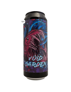 Bière Void Garden Berry Sour Ale 50 cl Brasserie Selfmade