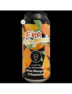 Bière Eva Mangorria Gose 44 cl Brasserie Les Intenables
