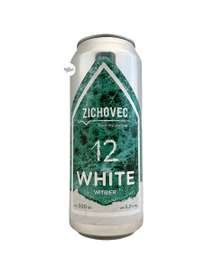 Bière White 12 Witbier 50 cl Brasserie Zichovec