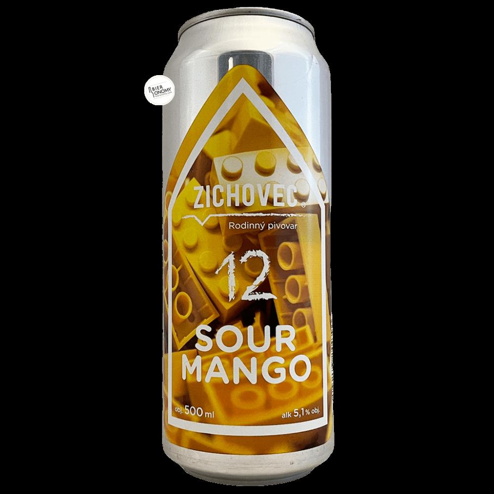 Bière Sour 12 Mango 50 cl Brasserie Zichovec
