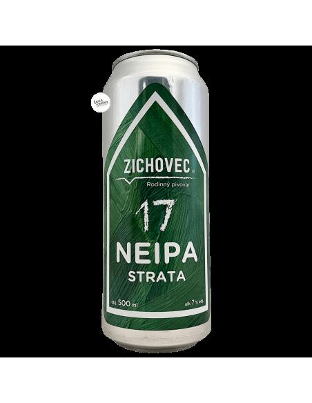 Bière NEIPA 17 Strata 50 cl Brasserie Zichovec
