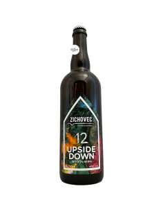 Bière Upside Down Session NEIPA 75 cl Brasserie Zichovec